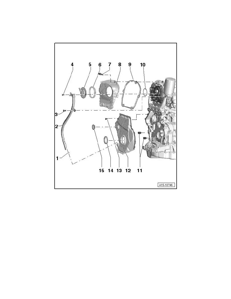 Volkswagen Workshop Manuals > Eos (1F7) L4-2.0L Turbo