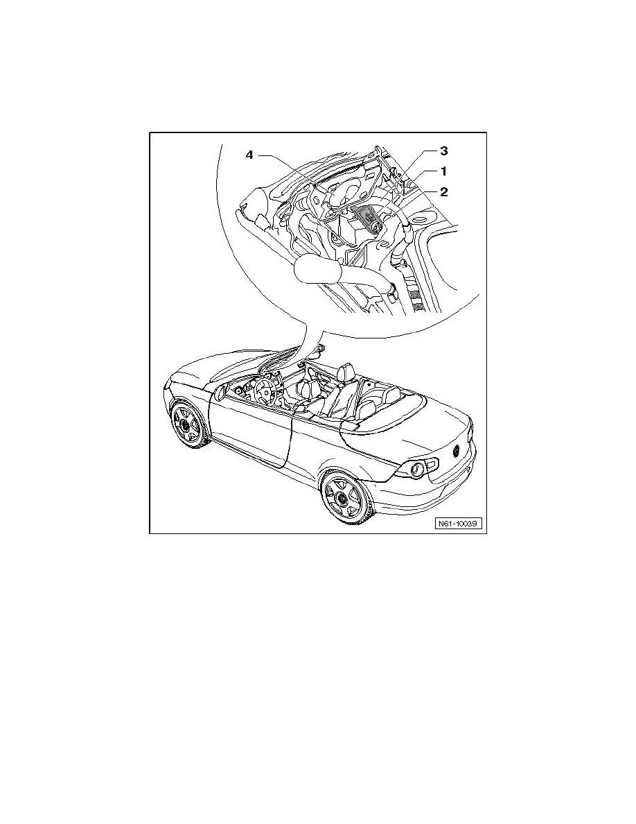 Volkswagen Workshop Manuals > Eos (1F7) V6-3.2L (BUB
