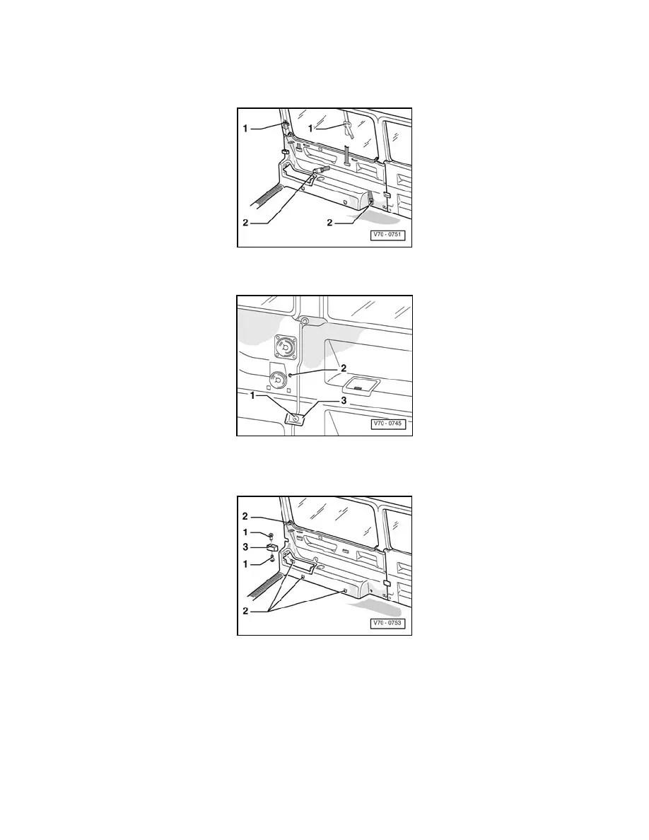 Volkswagen Workshop Manuals > Eurovan L5-2459cc 2.5L SOHC