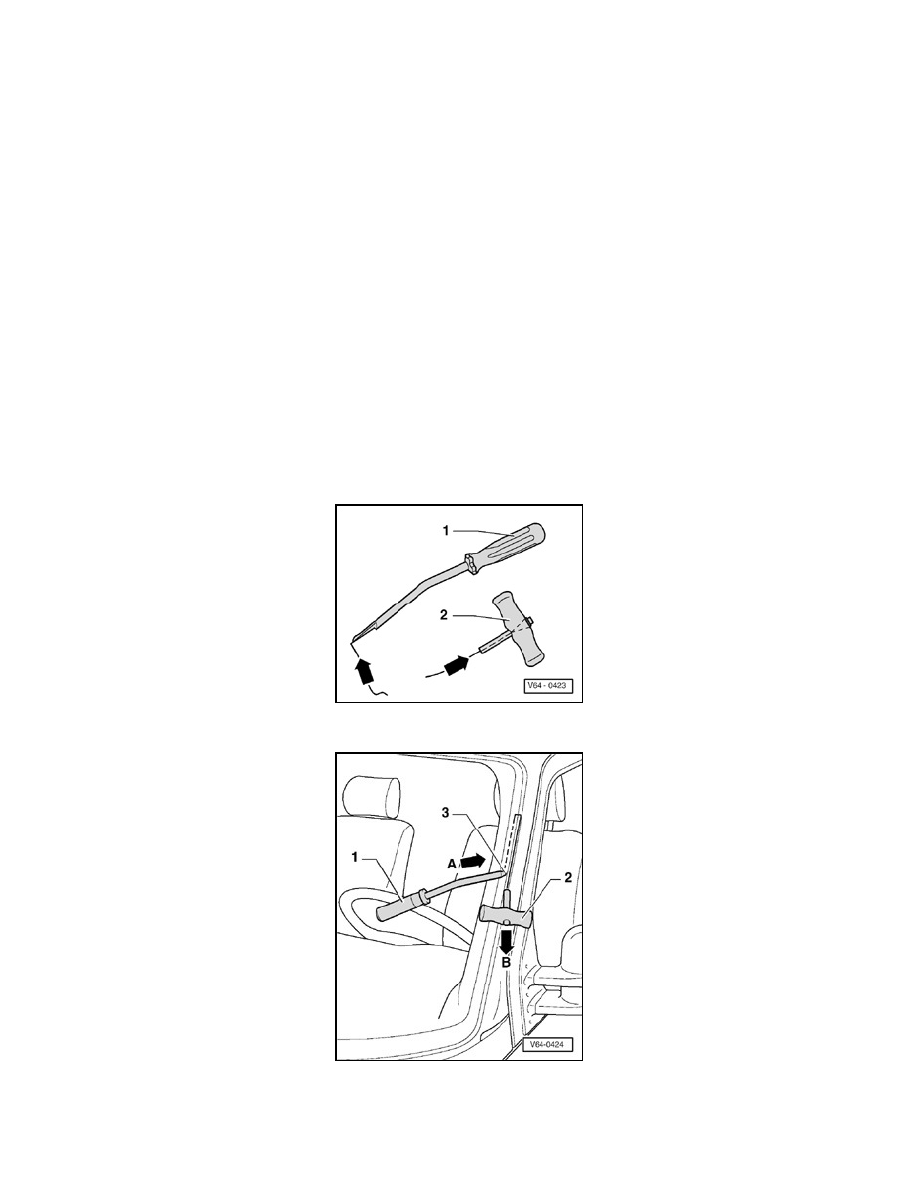 Volkswagen Workshop Manuals > Eurovan L5-2459cc 2.5L SOHC