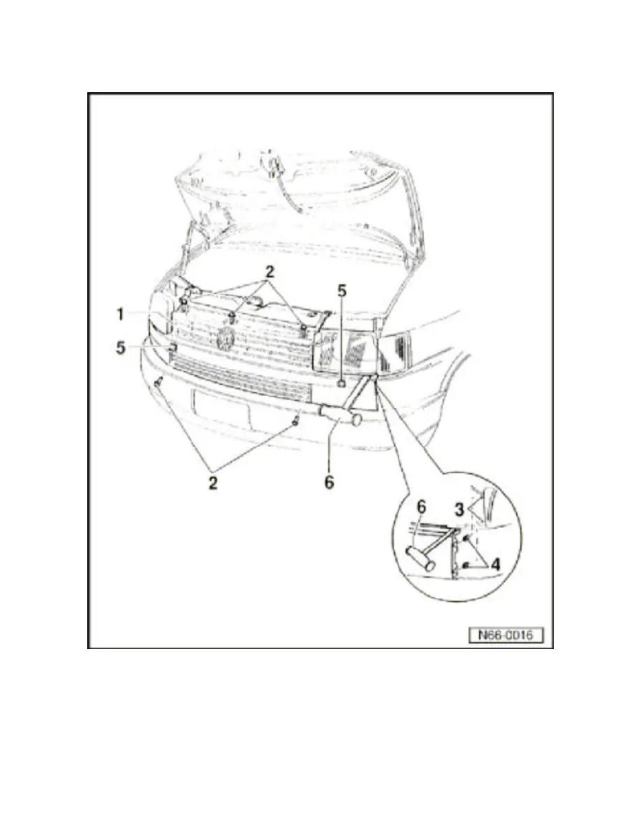 Volkswagen Workshop Manuals > Eurovan V6-2.8L (AXK) (2001