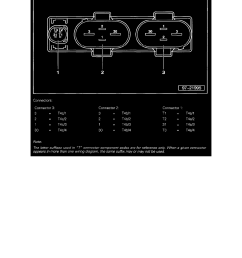 engine cooling and exhaust cooling system radiator cooling fan radiator cooling fan control module component information diagrams [ 918 x 1188 Pixel ]