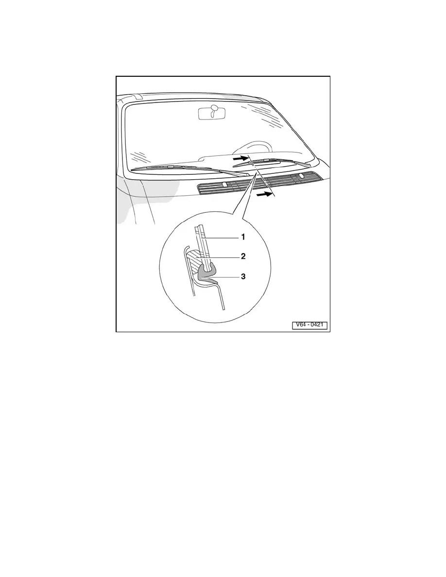 Volkswagen Workshop Manuals > Eurovan V6-2792cc 2.8L (AES