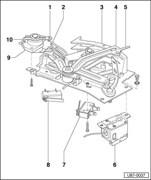 Volkswagen Workshop Manuals > Golf Mk1 > Heating