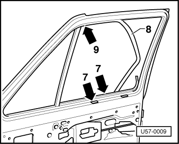 Volkswagen Workshop Manuals > Golf Mk1 > Body > Body