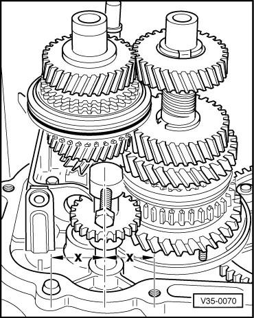 Volkswagen Workshop Manuals > Golf Mk1 > Power