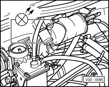 Volkswagen Workshop Manuals > Golf Mk1 > Power unit > 34