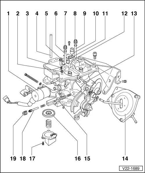 vw golf mk1 workshop wiring diagram