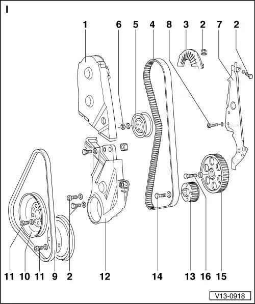 Volkswagen Workshop Manuals > Golf Mk1 > Power unit > 4
