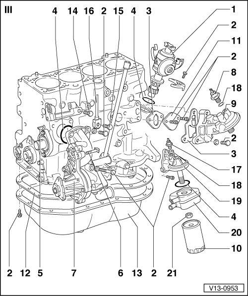 Volkswagen Workshop Manuals > Golf Mk1 > Power unit > 4