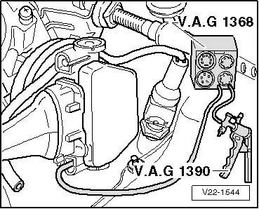 Volkswagen Workshop Manuals > Golf Mk2 > Power unit > 2EE