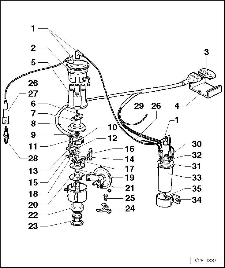 vw golf mk2 gti 16v wiring diagram 99 ford ranger fuse box database volkswagen workshop manuals power unit 2ee mk7