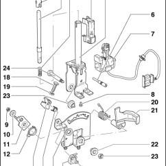 Vw Golf 1 Ignition Wiring Diagram 2002 Mitsubishi Montero Sport Volkswagen Workshop Manuals > Mk3 Automatic Gearbox 096 ...