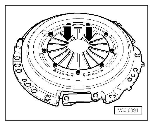 Volkswagen Workshop Manuals > Golf Mk3 > Power