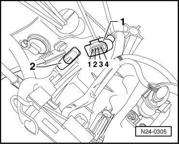 Volkswagen Workshop Manuals > Golf Mk3 > Power unit > 1AV