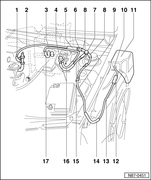 Vw Golf Vacuum Diagram. Catalog. Auto Parts Catalog And