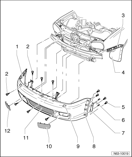 Service manual [Diagram Of Removing A Grill From A 2011