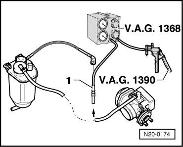 Volkswagen Workshop Manuals > Golf Mk4 > Engine > 4