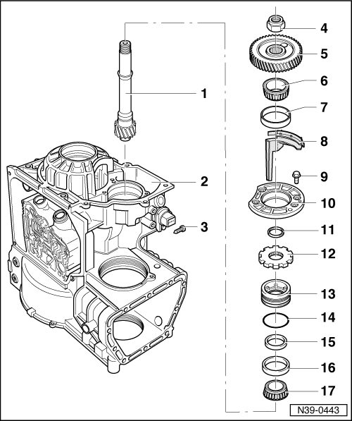 Volkswagen Workshop Manuals > Golf Mk4 > Power