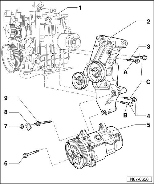 Volkswagen Workshop Manuals > Golf Mk4 > Heating