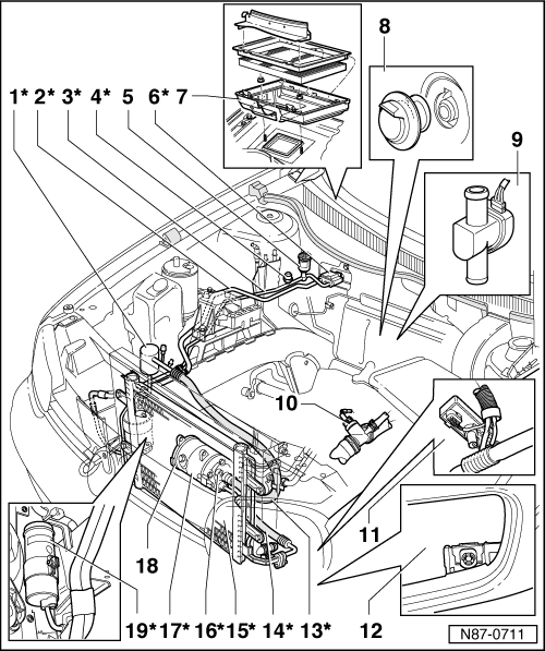 1996 Vw Cabrio Engine Diagram 1996 Toyota RAV4 Engine
