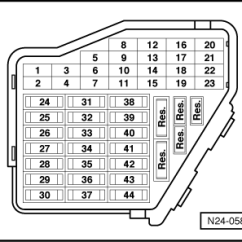 Mk1 Golf Ignition Wiring Diagram Dual Boat Motors Volkswagen Workshop Manuals > Mk4 Power Unit Simos Injection And System ...