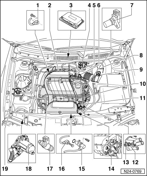 2001 Vw Jetta Cooling System Diagram Pictures to Pin on
