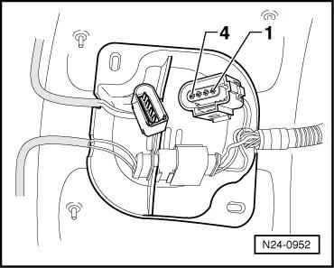 Volkswagen Workshop Manuals > Golf Mk4 > Power unit