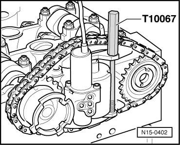 Volkswagen Workshop Manuals > Golf Mk4 > Power unit > 6