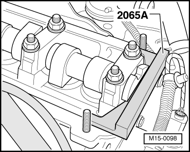 Volkswagen Workshop Manuals > Golf Mk4 > Power unit > 4cyl