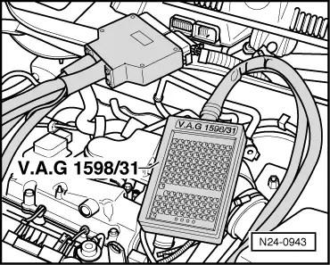 Ac Power Plug Wiring Diagram Volkswagen Workshop Manuals Gt Golf Mk4 Gt Power Unit Gt 4
