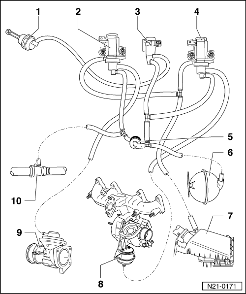 Vw Ea888 Engine Intake Manifold Diagram, Vw, Free Engine