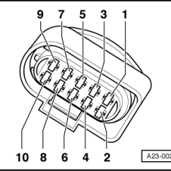 6 9 Glow Plug Wiring Diagram Phono Jack Volkswagen Workshop Manuals > Golf Mk4 Power Unit Direct Injection And System With ...