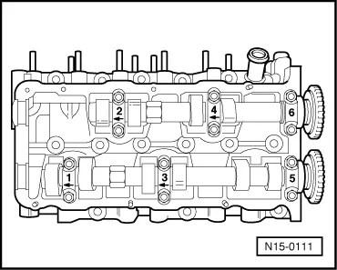Volkswagen Workshop Manuals > Golf Mk4 > Power unit > 5