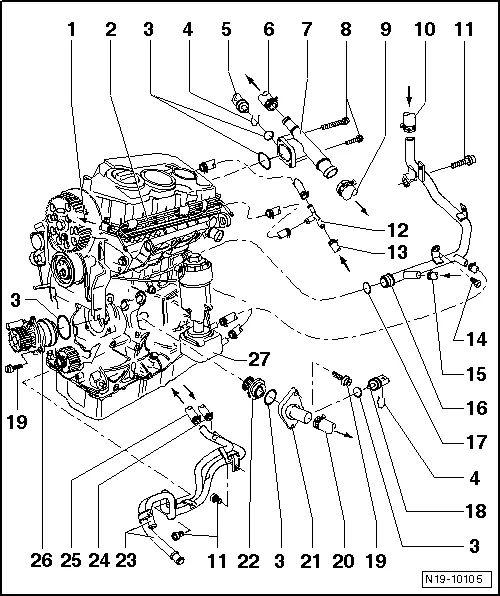 haynes vw golf mk3 manual diagram