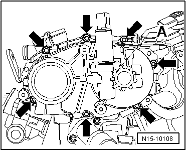 Cam Chain Tensioner Diagram, Cam, Free Engine Image For
