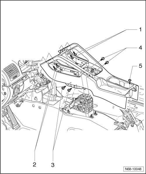 Volkswagen Workshop Manuals > Golf Mk5 > Body > General