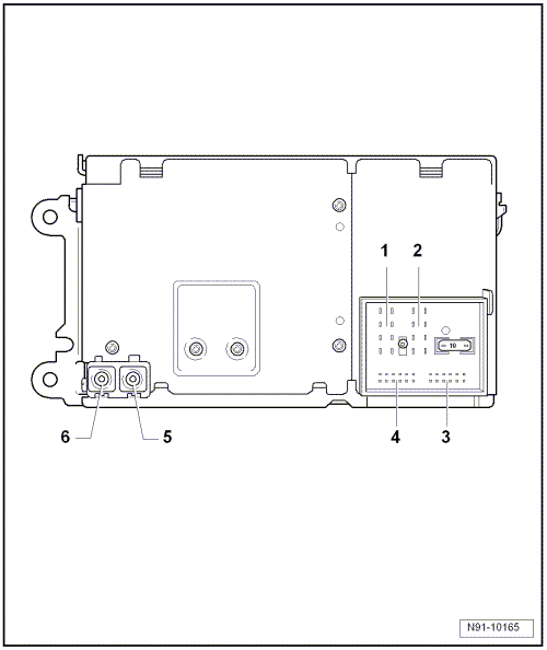 Vw Pat Radio Wiring Schematic, Vw, Get Free Image About