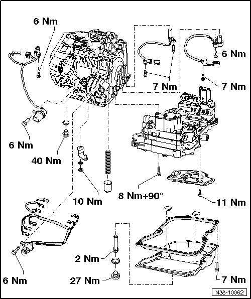 Volkswagen Workshop Manuals > Golf Mk5 > Power