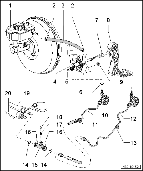 Volkswagen Workshop Manuals > Golf Mk5 > Power transmission > 6-speed manual gearbox 02Q