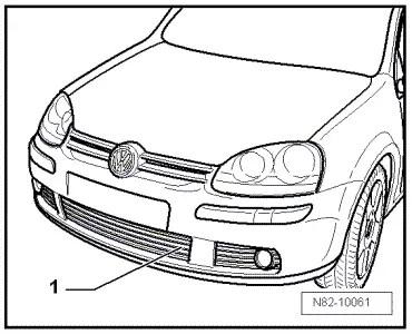Volkswagen Workshop Manuals > Golf Mk6 > Heating