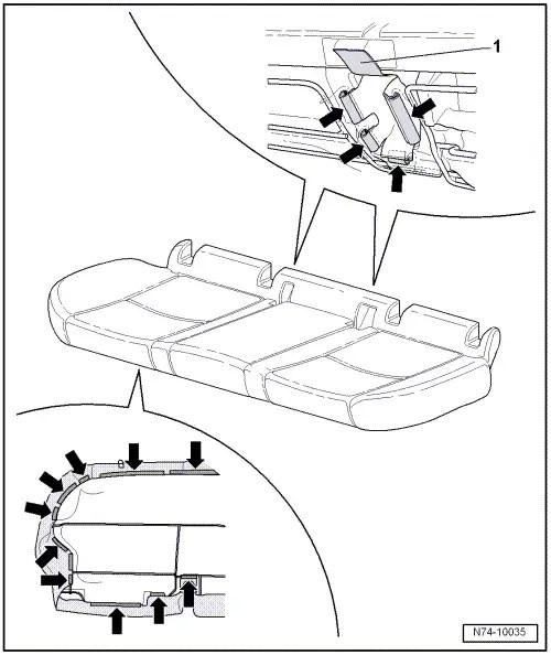 Volkswagen Workshop Manuals > Golf Mk6 > Body > General