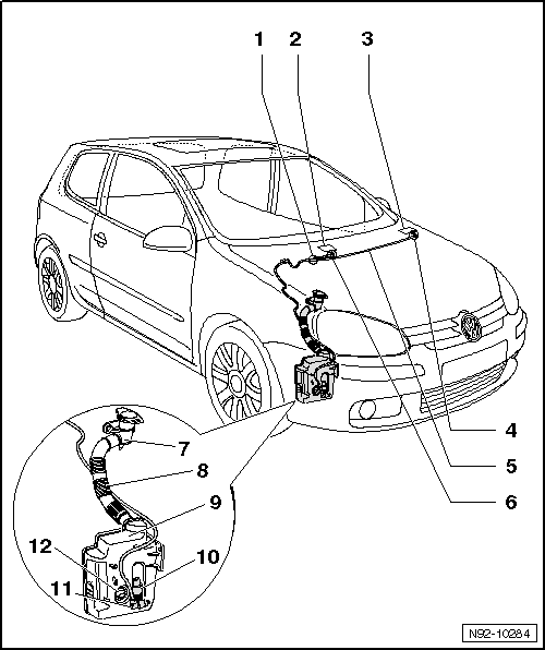 Desoto Windshield Washer System Diagram, Desoto, Free