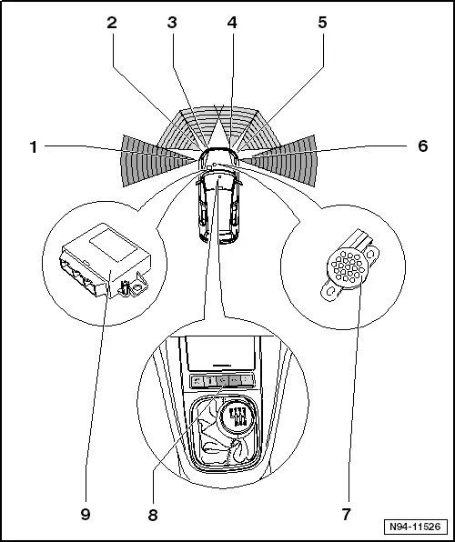 Volkswagen Workshop Manuals > Golf Mk6 > Vehicle electrics