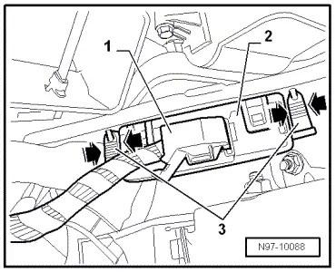 vw t5 radio wiring diagram 1997 volkswagen jetta stereo workshop manuals > golf mk6 vehicle electrics electrical system ...