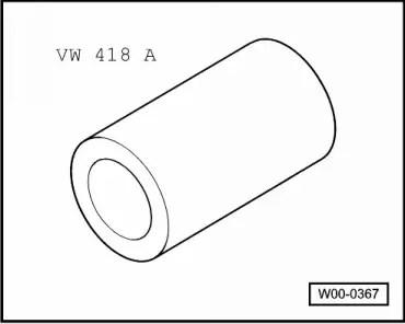 Volkswagen Workshop Manuals > Golf Mk6 > Running gear