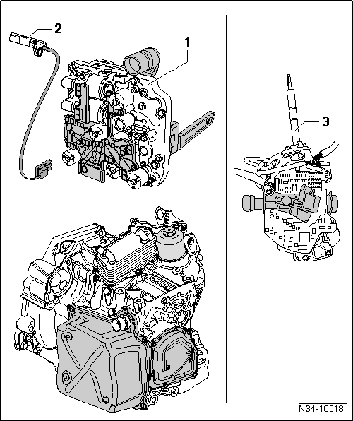 Volkswagen Workshop Manuals > Golf Mk6 > Power