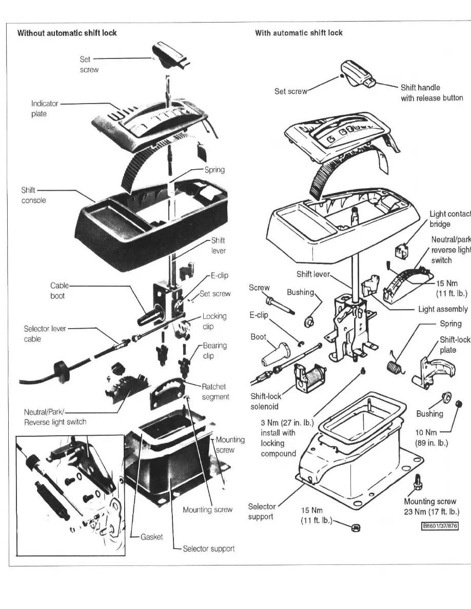 Volkswagen Workshop Manuals > Golf L4-1588cc 1.6L DSL SOHC