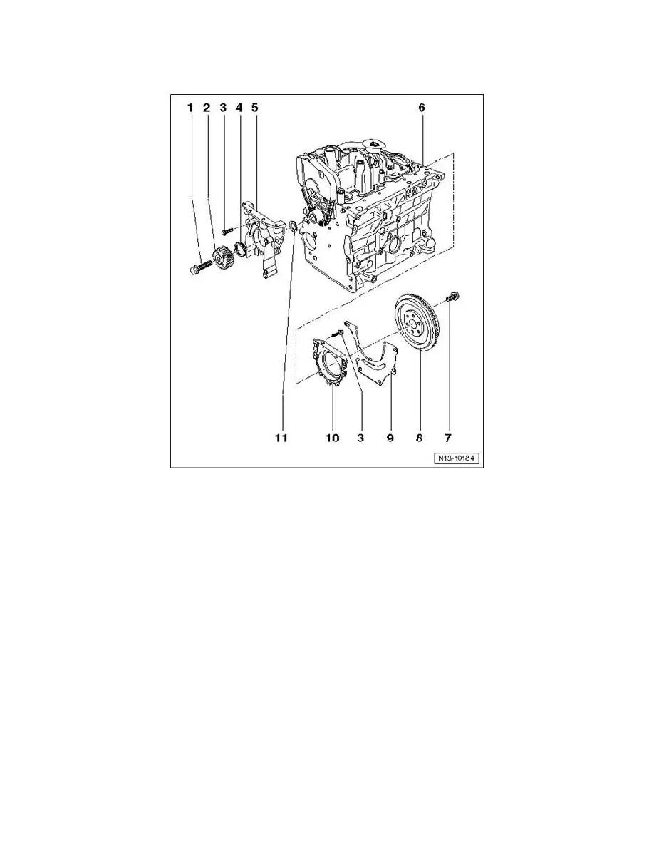 Volkswagen Workshop Manuals > GTI L4-2.0L Turbo (BPY
