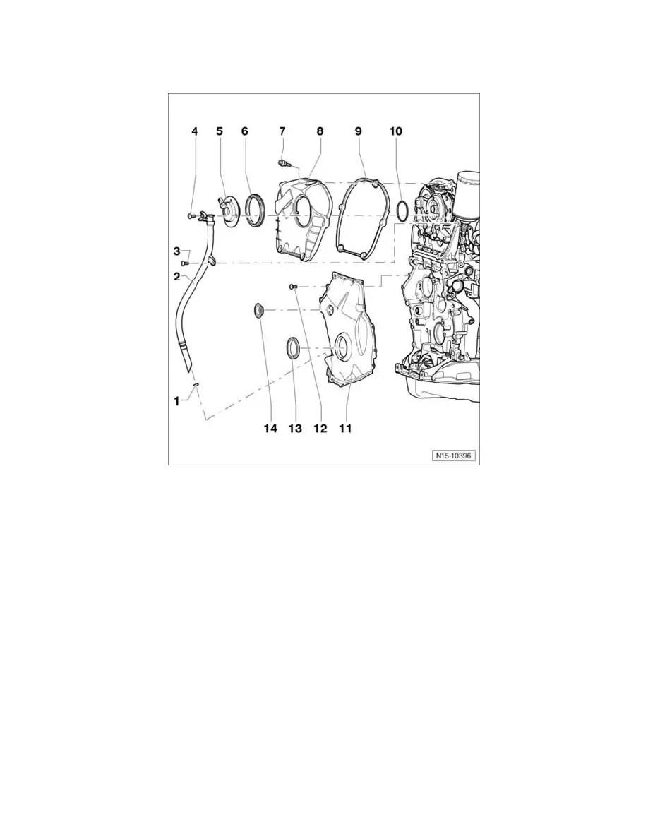 Volkswagen Workshop Manuals > GTI L4-2.0L Turbo (CBFA